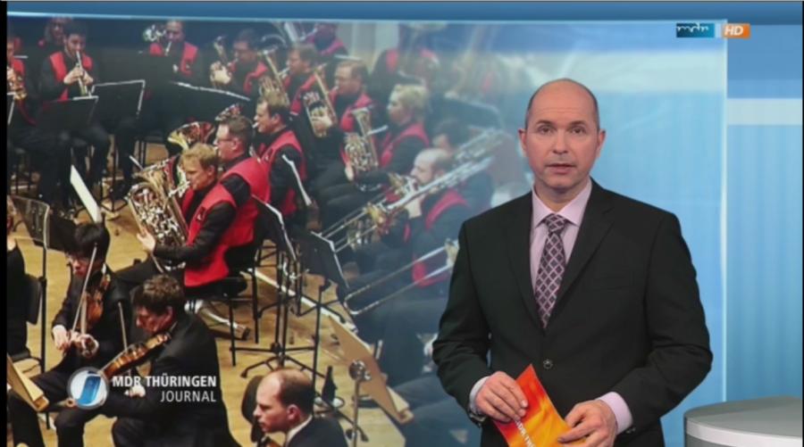 Thüringen Journal mdr Brass & Sinfonik II
