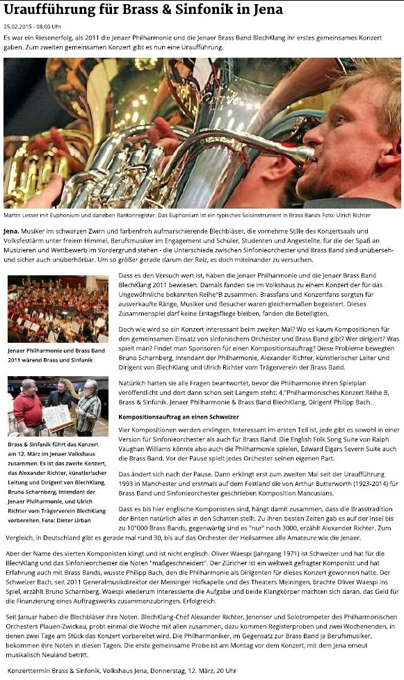 Brass und Sinfonik 2 OTZ