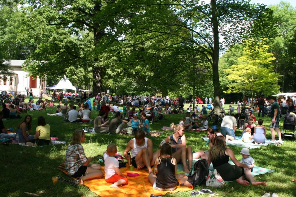 Picknickkonzert 2015