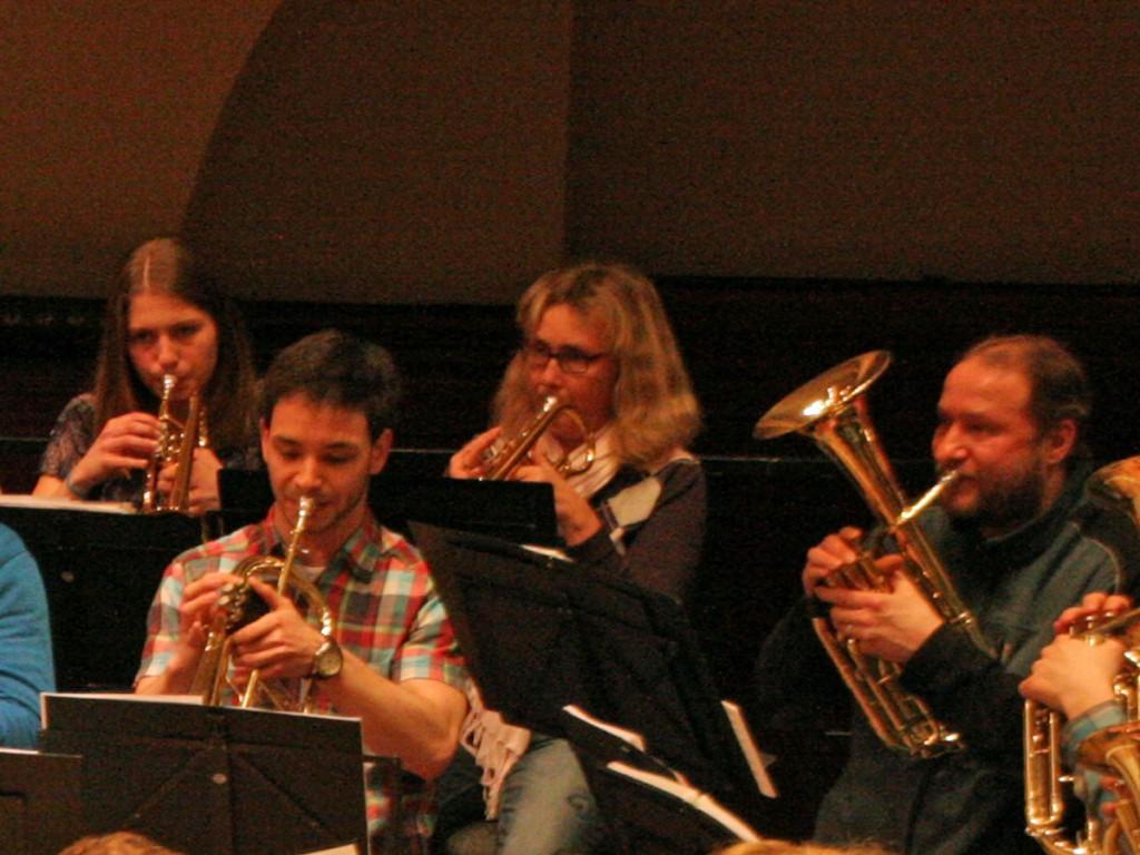 Probe für Brass & Sinfonik II