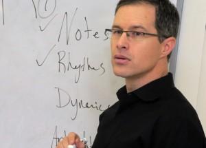 1. Jenaer Blechbläser-Seminar mit Adam Frey