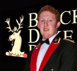 Harry Cunningham Black Dyke unterstützt KLANGspuren und Brass Band BlechKLANG