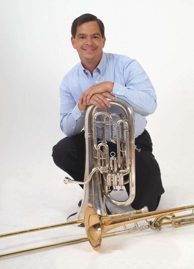 Fred Meyer unterstützt Brass Band BlechKLANG bei KLANGspuren
