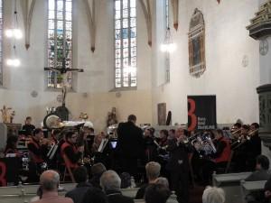Abschlusskonzert des zweiten Jenaer Blechbläserseminars mit Roger Webster