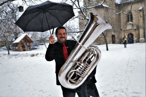 Brass Band BlechKLANG Bläserweihnacht 2017 Blech trifft Orgel Frauenprießnit