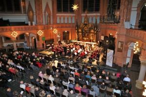 Brass Band BlechKLANG Bläserweihnacht 2017 Chemnit