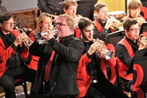 Brass Band BlechKLANG Bläserweihnacht 2017 Jena