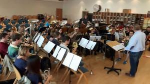 2018 Deutsche Brass Band Meisterschaft Brass Band BlechKLANG Anspielprobe (1)