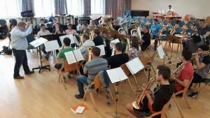 2018 Deutsche Brass Band Meisterschaft Brass Band BlechKLANG Anspielprobe (2)