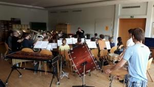2018 Deutsche Brass Band Meisterschaft Brass Band BlechKLANG Anspielprobe