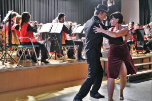 Brass Band BlechKLANG beim Galakonzert Eisenberg
