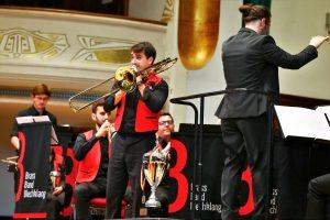 Brass Band BlechKLANG beim Galakonzert Jena