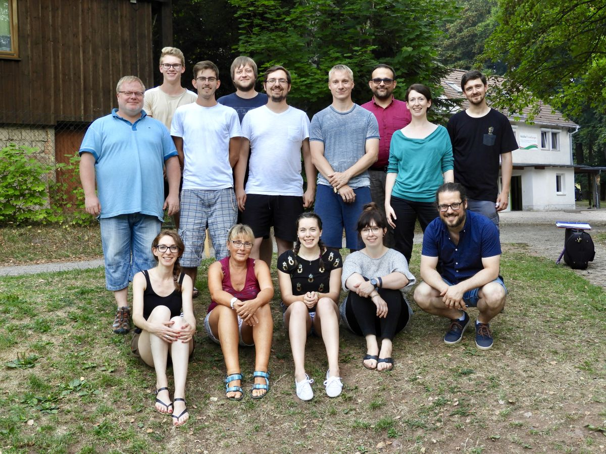 Abschlussbild ISBBC 2018