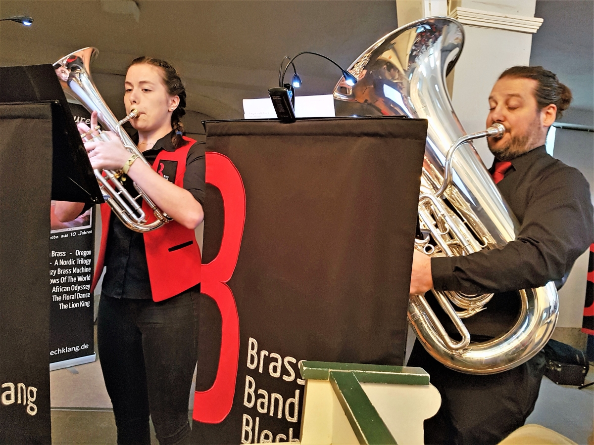 Kirchenkonzerte 2018 Brass Band BlechKLANG (1)