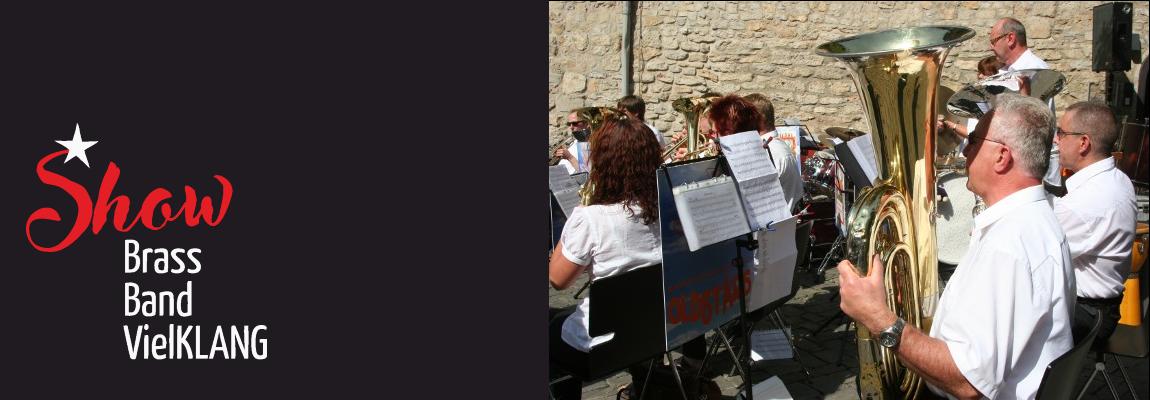Show Brass Band VielKLANG