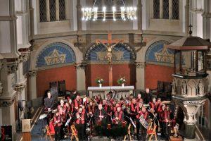 Brass Band BlechKLANG Großes Weihnachtskonzert in Chemnitz