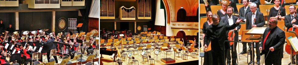 Alexander Richter, Philippe Bach, Brass Band BlechKLANG, Philharmonie Jena