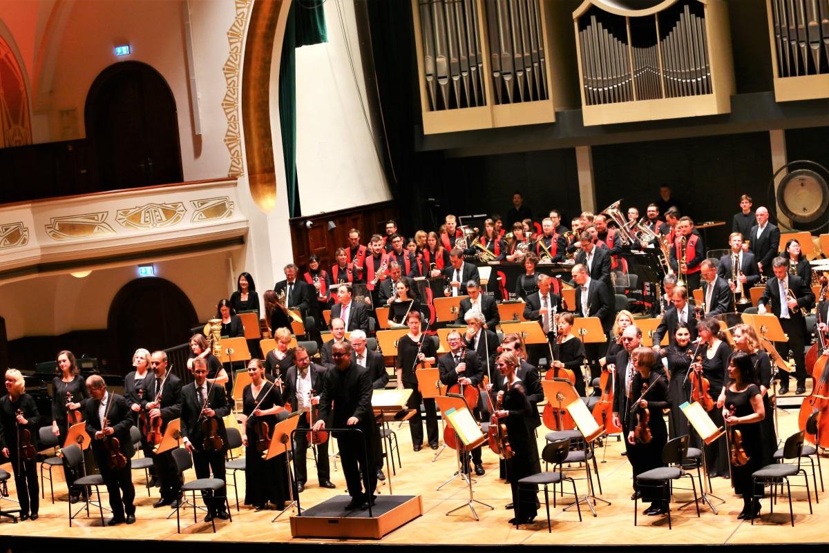 BlechKLANGPhilharmonie Brass Band BlechKLANG und Jenaer Philharmonie