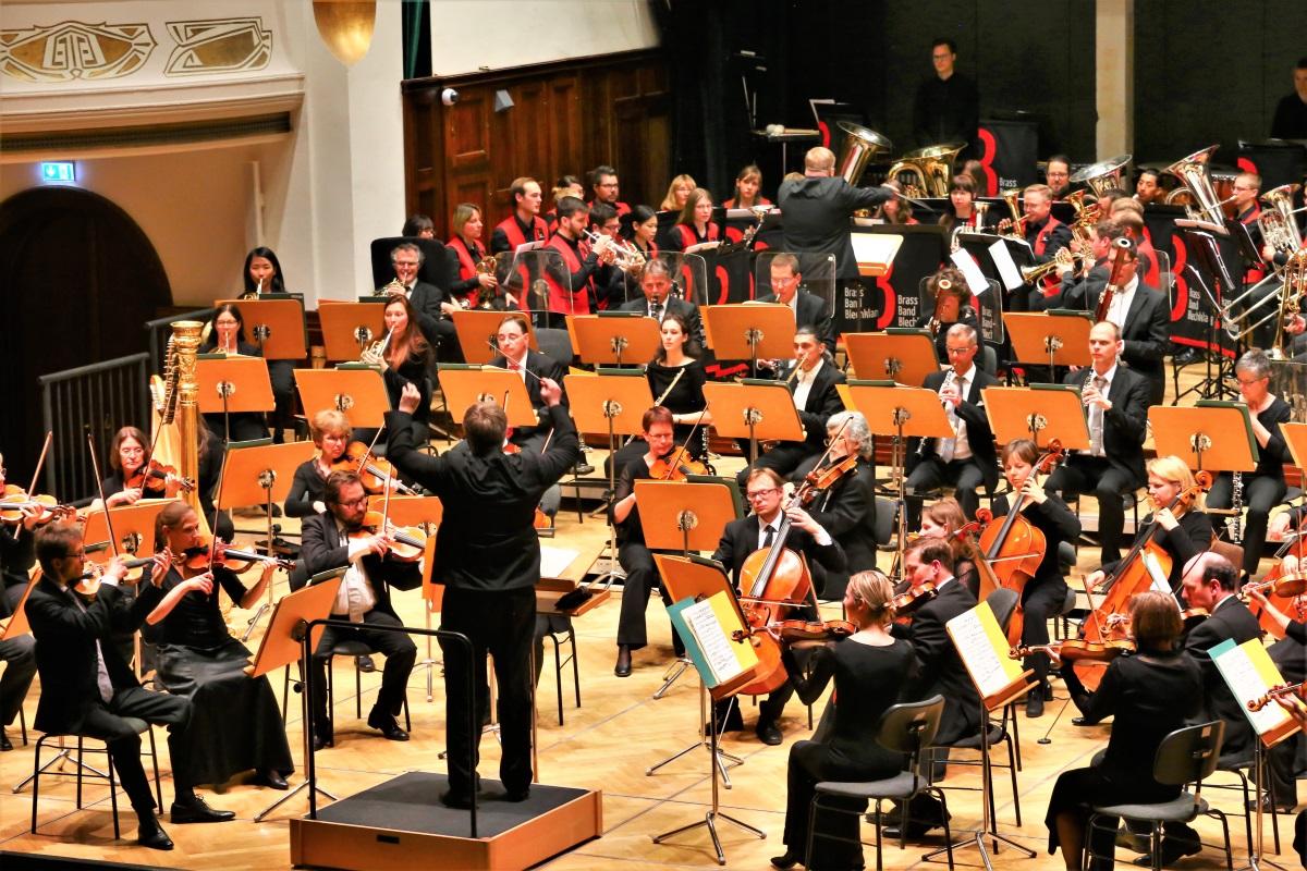 Brass Band BlechKLANG und Jenaer Philharmonie