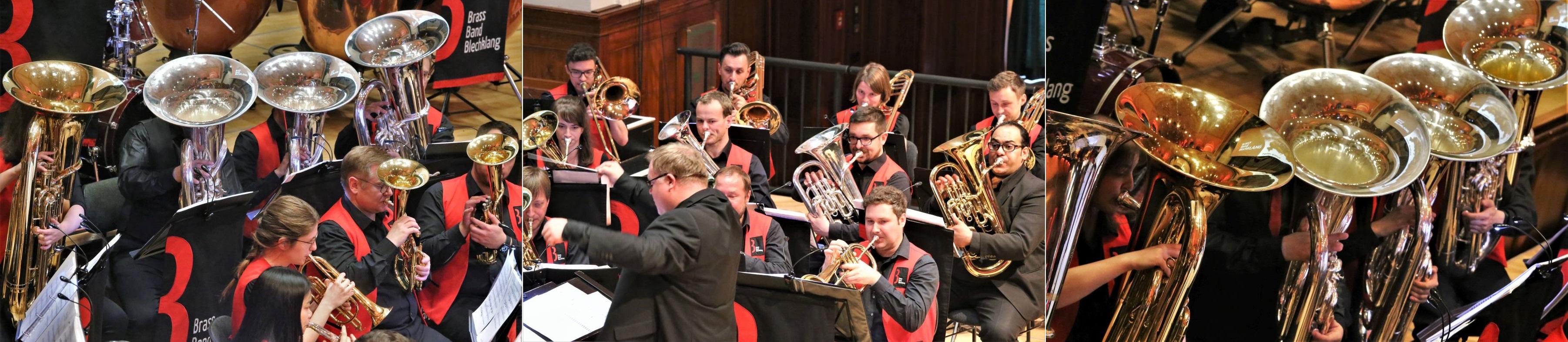 Galakonzert der Brass Band BlechKLANG Russische Nächte (1)