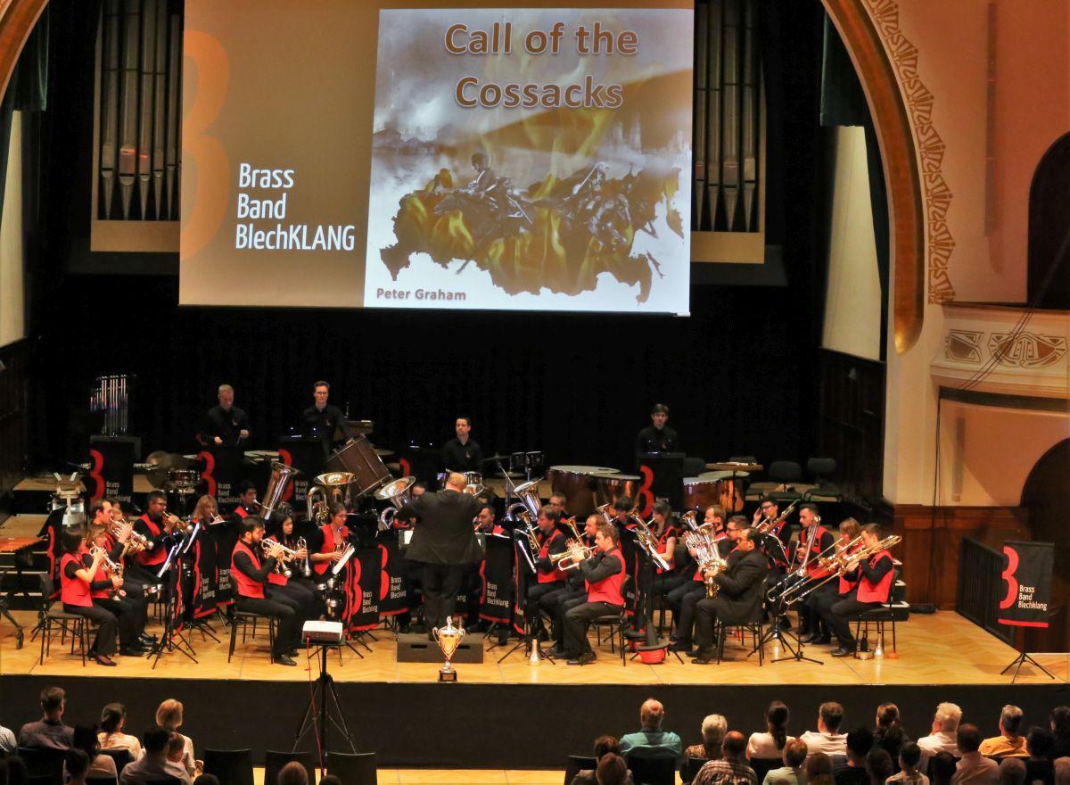 Galakonzert der Brass Band BlechKLANG Russische Nächte