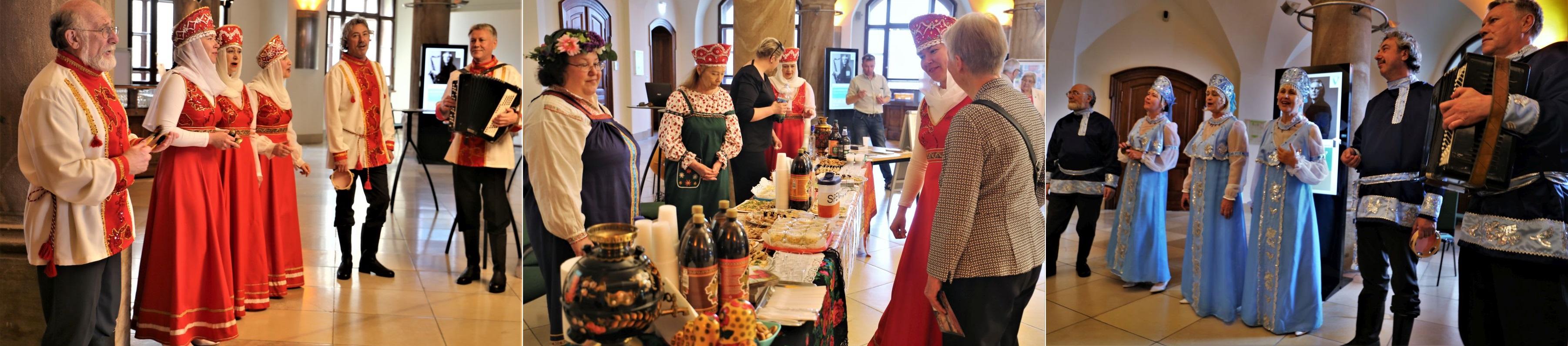 MIG Verein beim Galakonzert der Brass Band BlechKLANG Russische Nächte