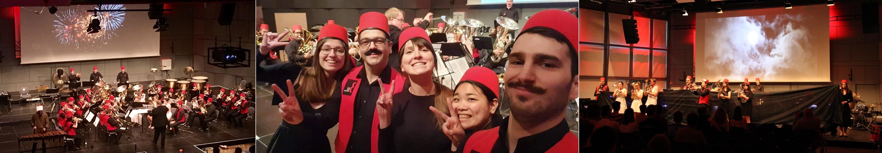 Brass Band BlechKLANG gewinnt Brass Band Entertainment Wettbewerb in Osnabrück