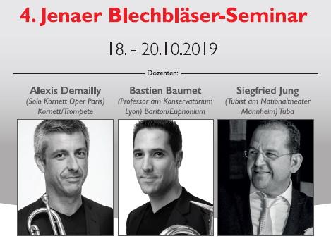 4. Jenaer Blechbläser-Seminar
