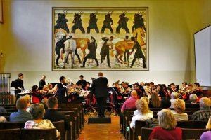 Abschlusskonzert des 4. Jenaer Blechbläser-Seminars mit Bastien Baumet (1)