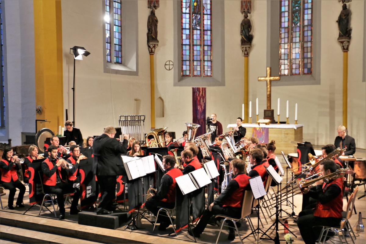 Brass Band BlechKLANG Jenaer Bläserweihnacht