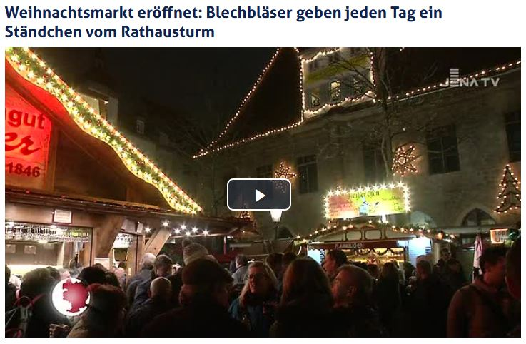 Turmblasen Blasmusikverein Carl Zeiss Jena Jena TV