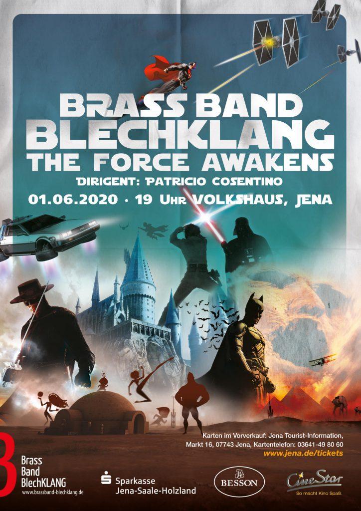 Brass Band BlechKLANG Galakonzert 2020
