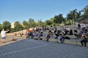 Brass Band BlechKLANG feiert Rückkehr zur Musik (1)