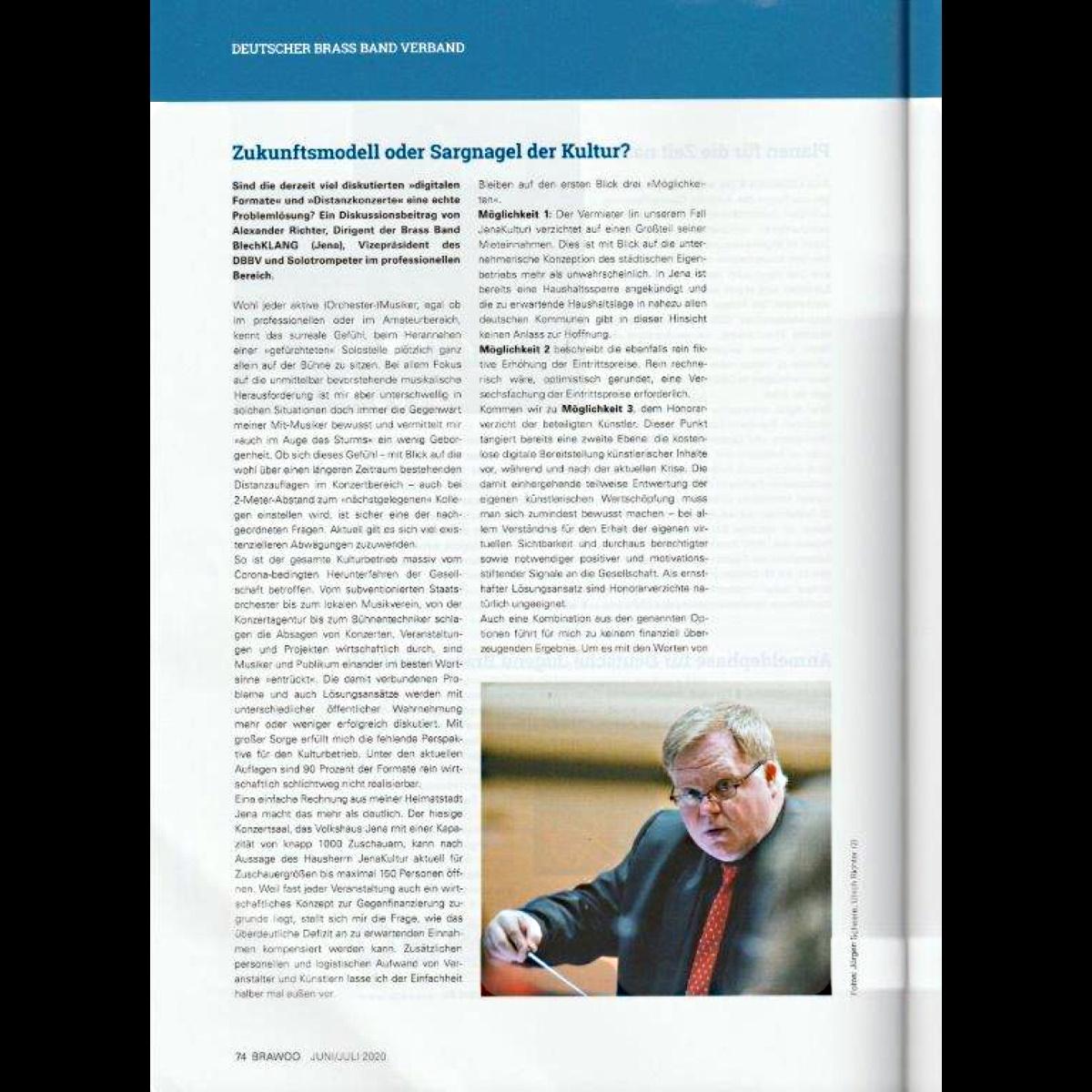 Interview zur Corona-Krise mit Alexander Richter aus der BRAWOO (1)