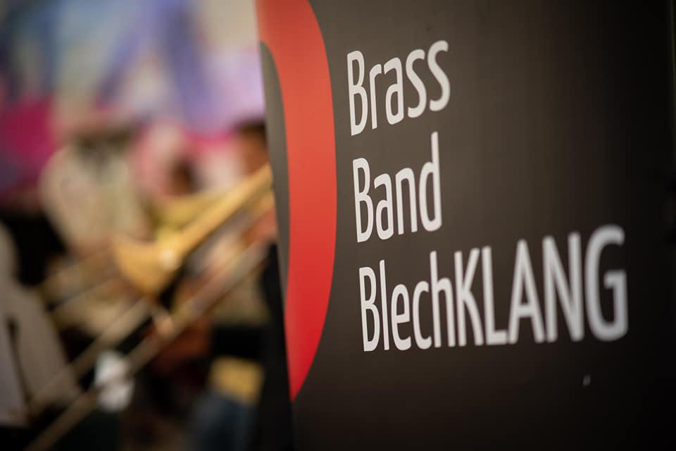 Brass Bans BlechKLANG Banner