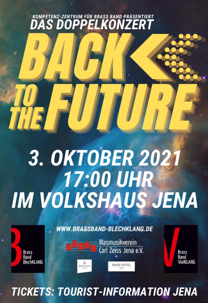 Back to the Future BlechKLANG meets VielKLANG